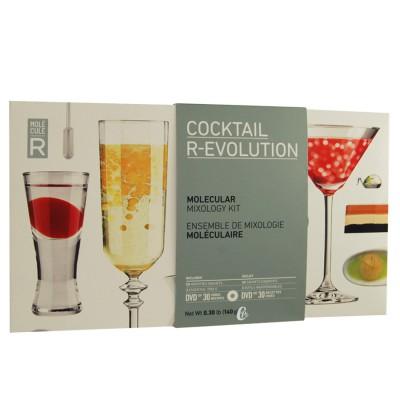 Cocktail R-Evolution (Kit de cocktail Moleculaire) (Cocktail)