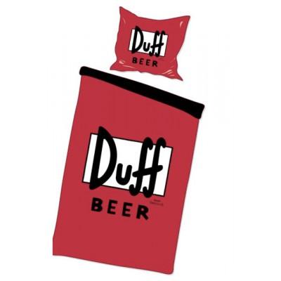 Linges de lit DUFF Beer petit modèle