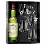Coffret Terres de Whisky The Glenlivet 12 Ans