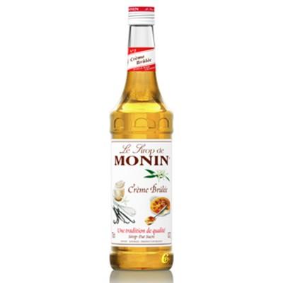 Sirop Monin Creme Brulee