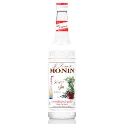 Sirop Monin saveur Gin