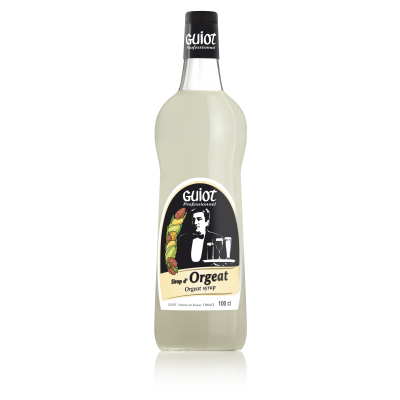 Bouteille Sirop GUIOT ORGEAT - 1 L