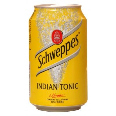 Boite Schweppes Tonic