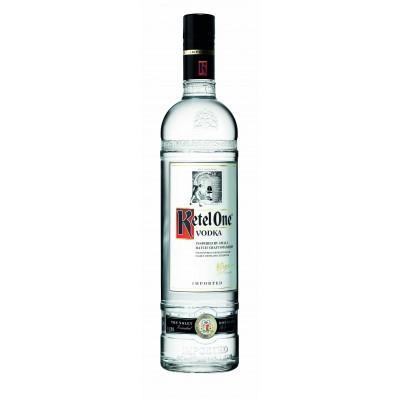 Bouteille de vodka Ketel One 40° 70cl