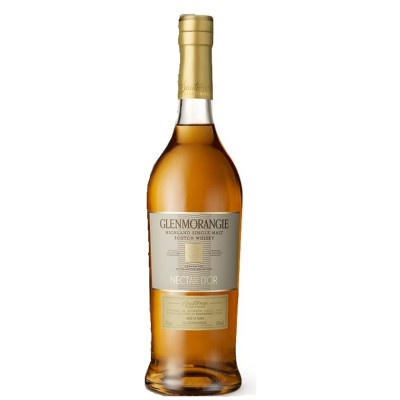 Bouteille de whisky Glenmorangie nectar or 46° 70cl