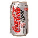 Boite Coca Light 33