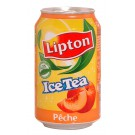 Boite Ice Tea Peche Lipton