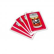 Jeu de cartes  Duff Beer