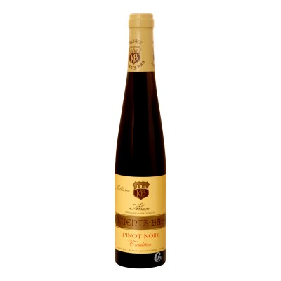 Bouteille de vin PINOT NOIR Alsace - AOC Selection Kuentz-Bas
