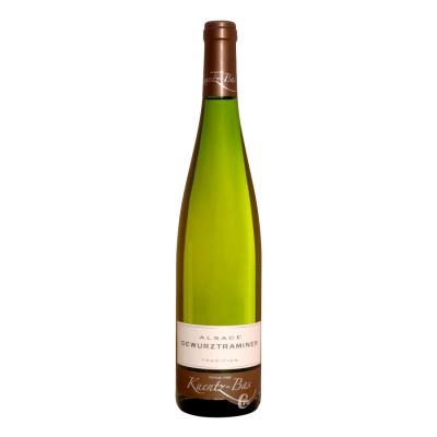 Bouteille de vin GEWURZTRAMINER - AOC
