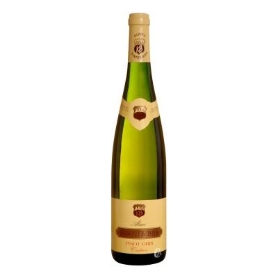 Bouteille de vin Pinot Gris Kuentz AOC