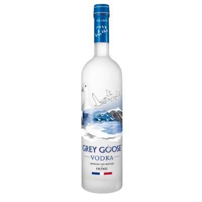Bouteille de vodka Grey Goose Original 70cl 40°