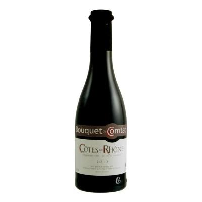 Bouteille de vin Cote du rhone Bouquet Comtat 37.5cl