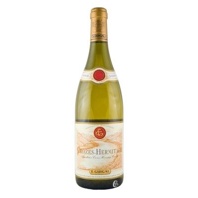 bouteille de vin crozes hermitage blanc 75 cl guigal. Black Bedroom Furniture Sets. Home Design Ideas