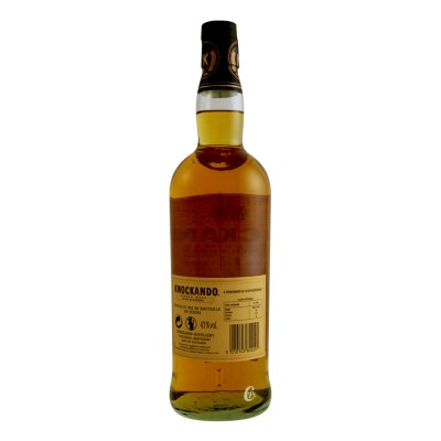 Bouteille de Whisky Knockando Malt Season 70cl 43°