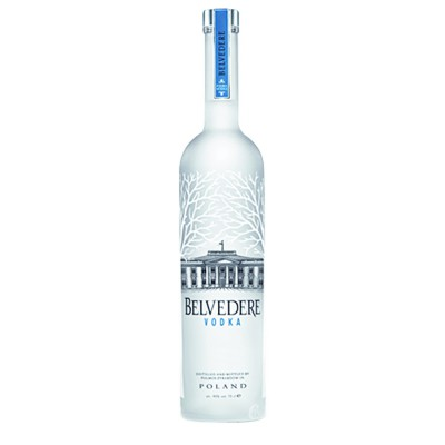 Vodka Belvedere 1,75 L magnum 40° (Vodka)