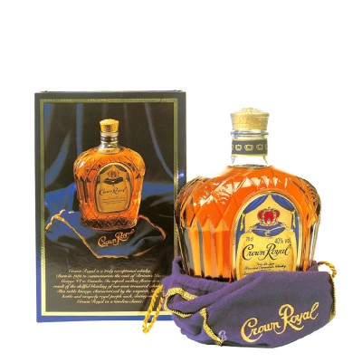Whisky Crown Royal 40° (Whisky)