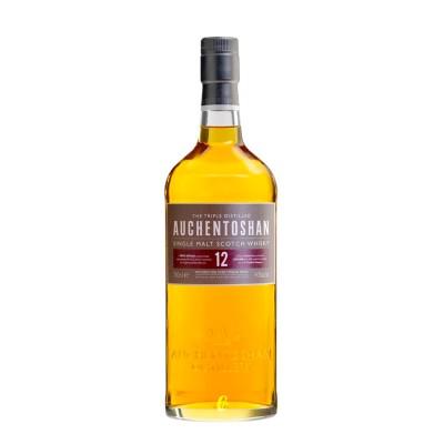 Whisky Auchentoshan 12 ans 40° 70 cl