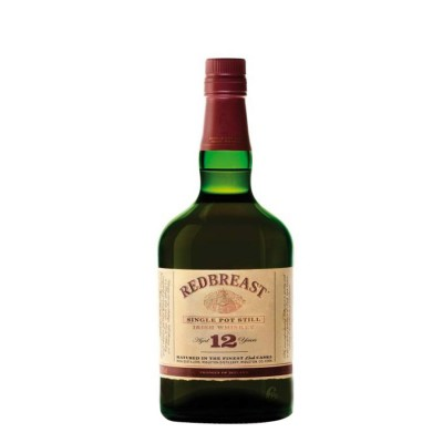 Whisky d Irlande Redbreast 12 ans 70 cl 40°