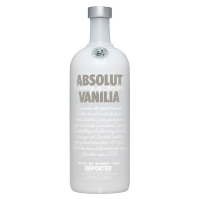 Absolut Vanille Vodka