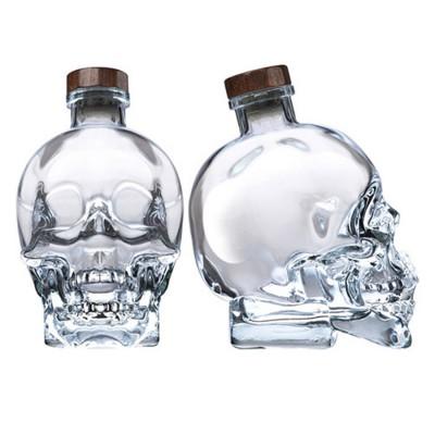 Magnum de Vodka Cristal Head (40° - 175cl)