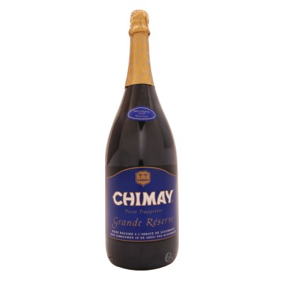 Bouteille de bière Jeroboam Chimay Grde Res