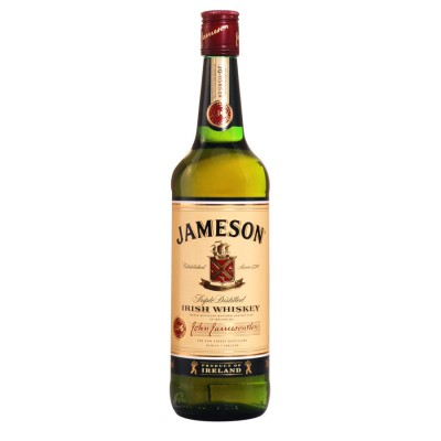Bouteille de whisky Jameson Irish Whiskey 70cl 40°