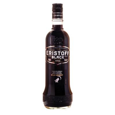 Vodka Eristoff black 70 cl 20°