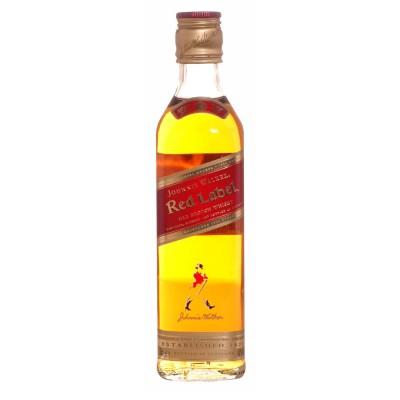 Bouteille de whisky John Walker Red Label 40° 70cl