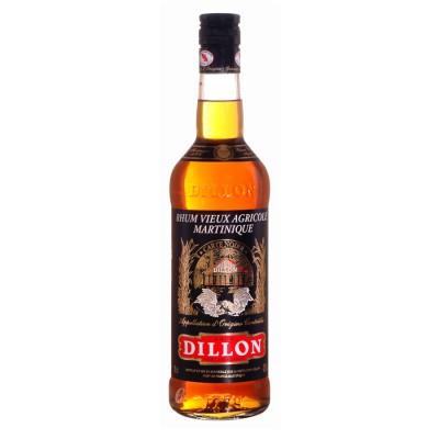 Bouteille de rhum Carte Noire Dillon 70cl 43°