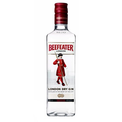 Gin London dry Beefeater 40° 70cl