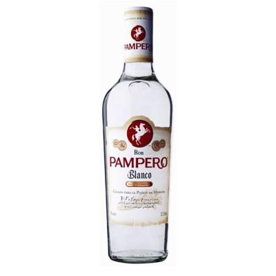 Bouteille de rhum Pampero Blanco 37.5° 70cl