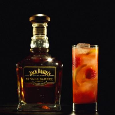 Cocktail jack daniel's Eclipse