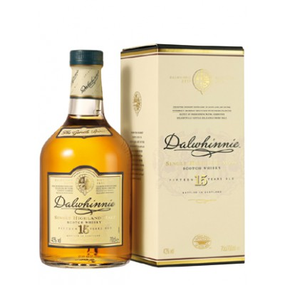 Whisky Dalwhinnie 15 ans 43°