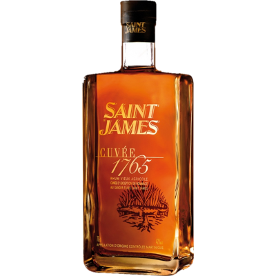 RHUM ST JAMES 1765 70CL 42°