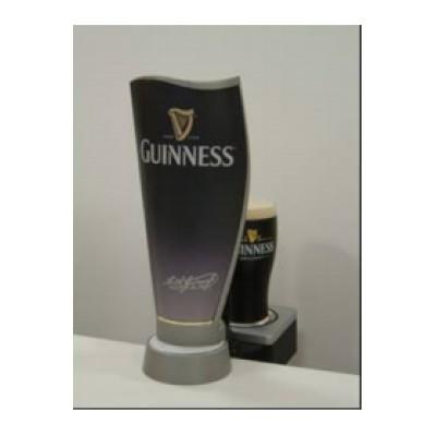 Bouteille de bière BOITE Guinness SURGER X24 Attention Boites specifiques SURGER