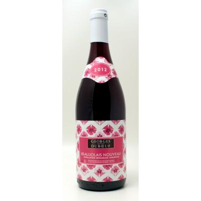 Bouteille de vin NOUV BEAUJOLAIS DOMAINE DES NUGUES