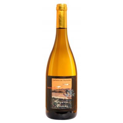 Bouteille de vin TOURAINE CUVEE HENRI CHENIN SEC 75cl.
