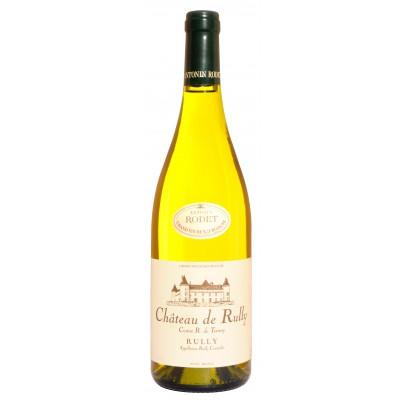 """Bouteille de vin RULLY """"Château de Rully"""" BLANC 75cl"""