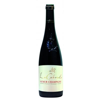 Bouteille de vin SAUMUR-CHAMPIGNY 75 CABRIOLE