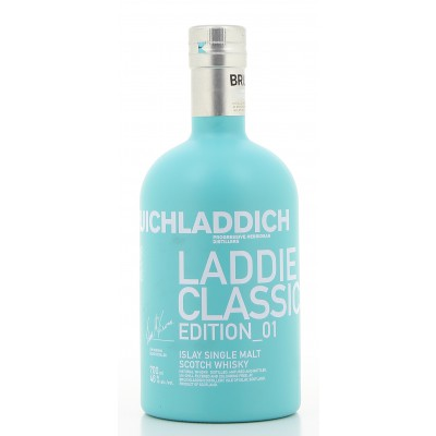 Whisky Bruichladdich laddie classic  70 cl 46°