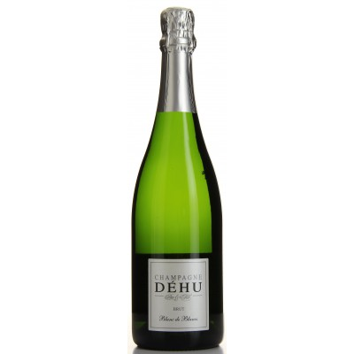 Bouteille de champagne BLANC DE BLANC DEHU 75