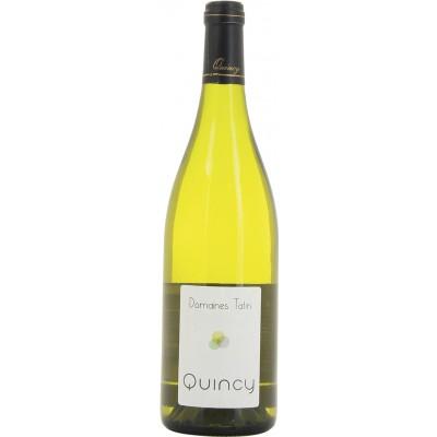 Bouteille de vin blanc domaine Tatin Quincy cuvée Eclipse 75cl