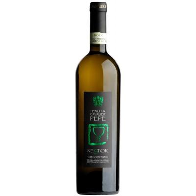 Bouteille de vin NESTOR GRECO DI TUFO TENUTA BLANC VP75
