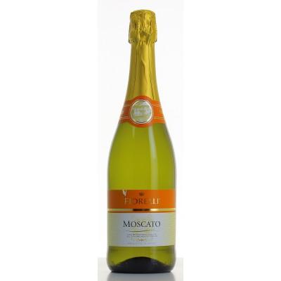 Bouteille de vin MOSCATO FIORELLI SPUMANTE VP75