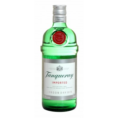 Gin TANQUERAY 43.1° 70cl
