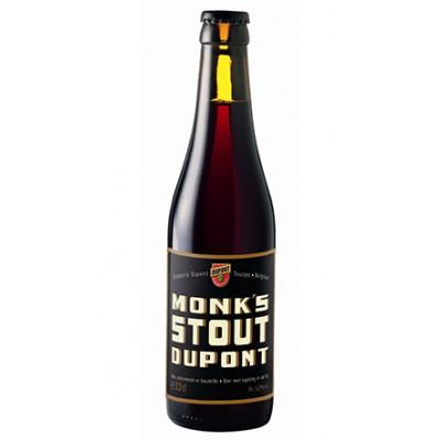 Bouteille de bière MONK'S STOUT DUPONT 5,2°