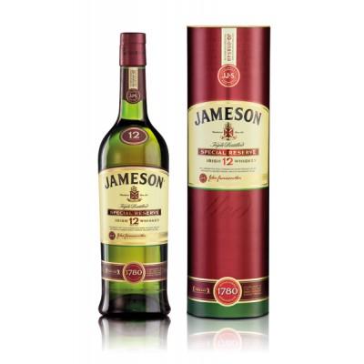 Jameson 12 Ans ETUI 70cl 40°