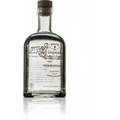 CLEAR GIN LINDEMANS 46° 70CL