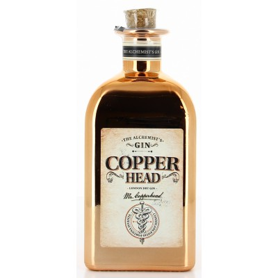 COPPERHEAD GIN 40° 50CL